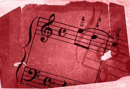 music grunge backgrounds - perfect background with space for text or image Stock Photo - 3077253