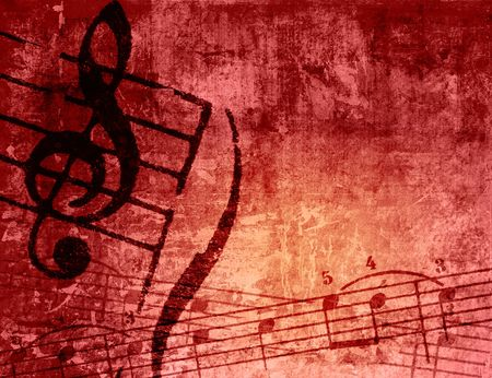 music grunge backgrounds - perfect background with space for text or image Stock Photo - 3133937