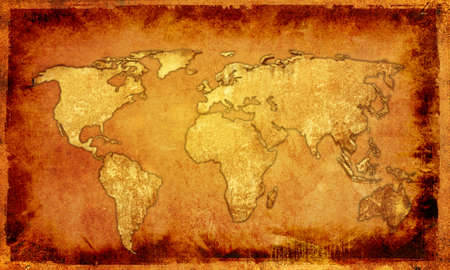 world map textures and backgrounds Stock Photo - 3455297