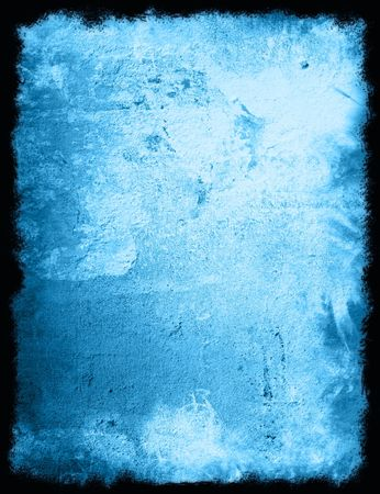highly Detailed textured grunge background frame Stock Photo - 10816687