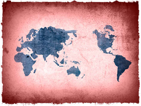 world map textures and backgrounds Stock Photo - 4548391
