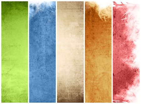 Great banners for textures and backgrounds photo