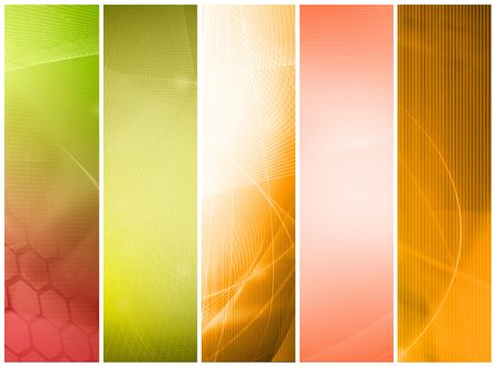 abstract composition - perfect for your projects Stock Photo - 5216386