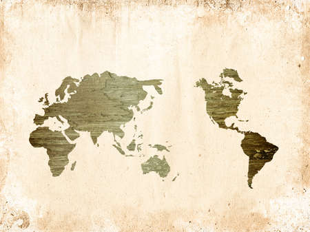 world map textures and backgrounds Stock Photo - 5252342