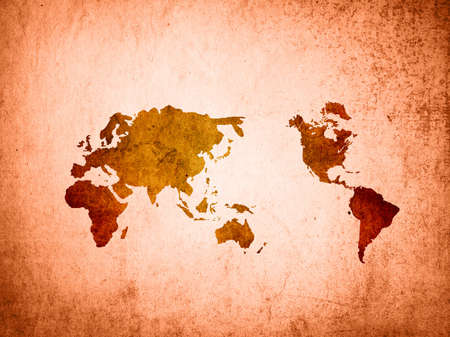 world map textures and backgrounds Stock Photo - 5382141