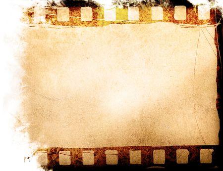 grunge film strip effect backgrounds photo