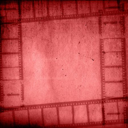 grunge film strip effect backgrounds photo
