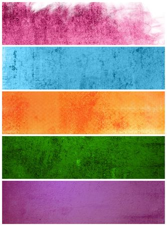 Great banners for textures and backgrounds Stock Photo - 6286805