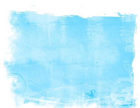 highly Detailed textured grunge background frame Stock Photo - 6308676