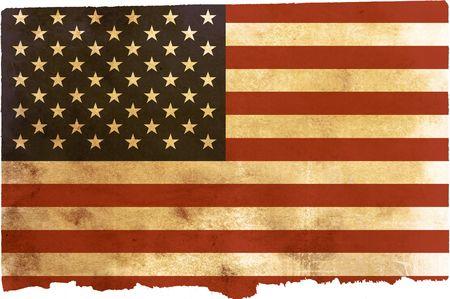 Flaga Ameryki Zdjęcie Seryjne - 6417082
