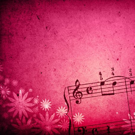 music grunge backgrounds - perfect background with space for text or image photo