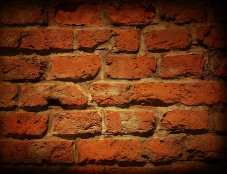 Brown grungy wall - Great textures for your design Stock Photo - 6768955