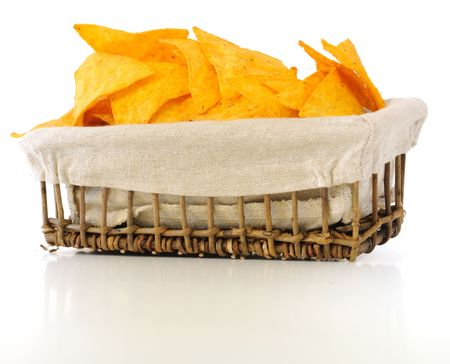 nosh: Mexican chips