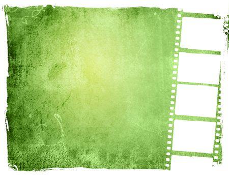 grunge film strip effect backgrounds frame photo