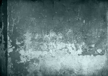 Brown grungy wall - Great textures for your design  Stock Photo - 6652789