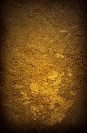 Brown grungy wall - Great textures for your design  Stock Photo - 6769075