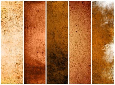 Great banners for textures and backgrounds Stock Photo - 6860827