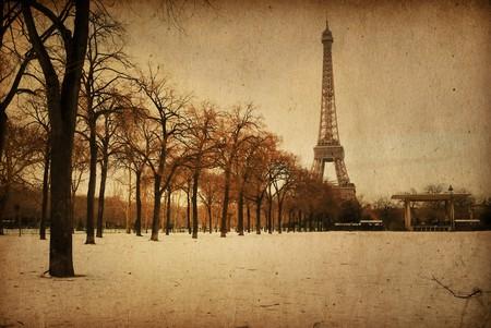 beautiful Parisian streets Stock Photo - 7089735