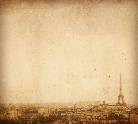beautiful Parisian streets - with space for text or image Zdjęcie Seryjne