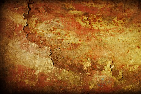 large Rust backgrounds - perfect background with space for text or image Stock Photo - 7491271