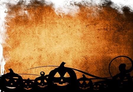 hallows': Halloween pumpkins with pumpkin friends