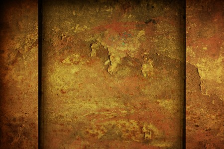 large Rust backgrounds - text or image Stock Photo - 7720257