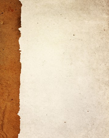abrasion: old paper textures - perfect background with space