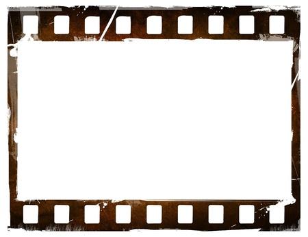 rollo fotogr�fico: Franja de gran pel�cula de marco de texturas y fondos