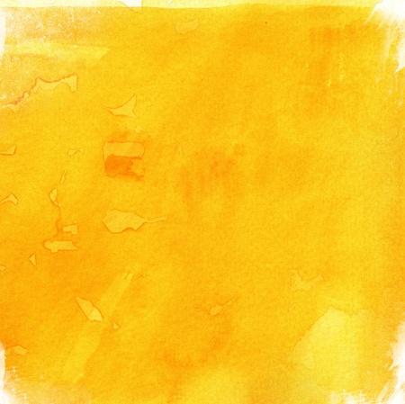 watercolor paints on a rough texture paper Stock Photo - 8361388