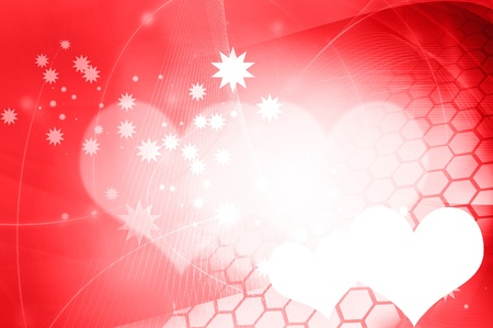 heyday: sweetheart background - perfect background with space  Stock Photo