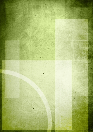 green backgrounds book cover with space for name photo