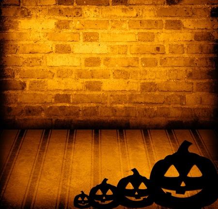 Halloween pumpkins with pumpkin friends Stock Photo - 10277553
