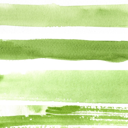 watercolor paints on a rough texture paper Stock Photo - 10991588
