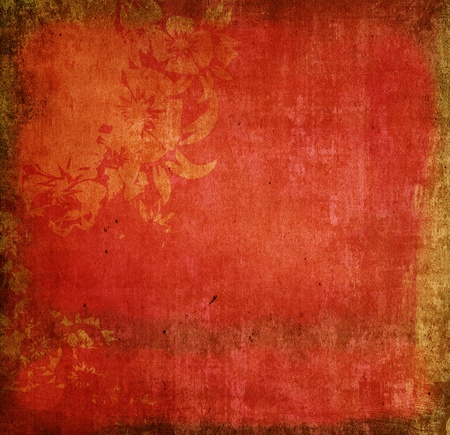 asia style textures and backgrounds photo