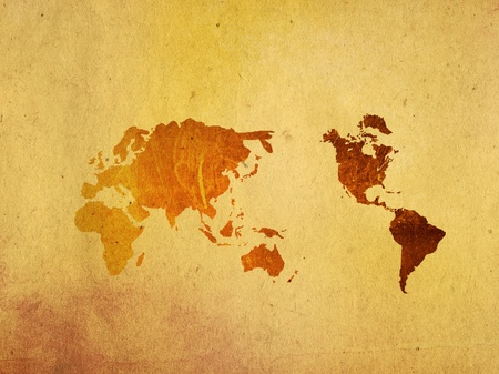 world map textures and backgrounds for your design photo