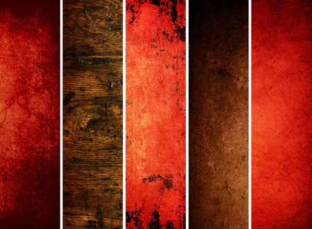 background in grunge style-containing different textures