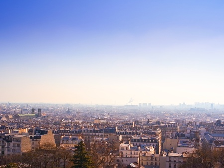 antique city building in paris,france Europe Stock Photo - 12762908