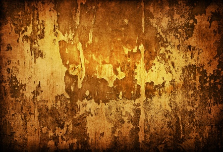 creaky: Brown grungy wall - Great textures for your design