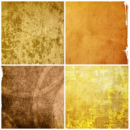 background in grunge style  containing different textures photo
