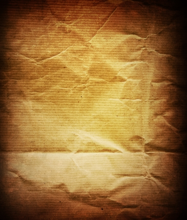 ancient scroll: old shabby paper textures - perfect background with space for text or image