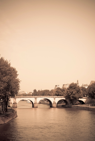 old-fashioned paris france -  with space for text or image Stock Photo - 13842704