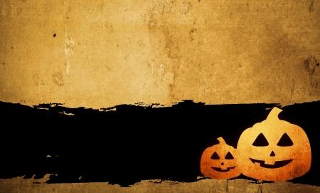 Halloween pumpkins with pumpkin friends Stock Photo - 14303591