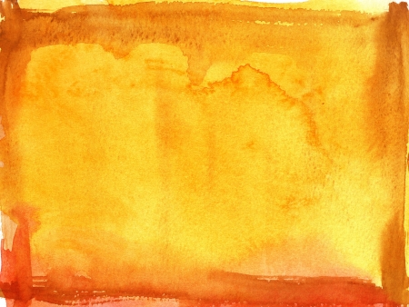 colorful watercolor background for your design painting on paper from my originals Stock Photo - 14324350