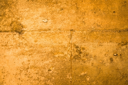 drama gold grunge wall Stock Photo - 14435093