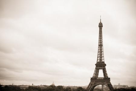 The Eiffel Tower Stock Photo - 14501886