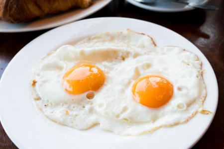 Prepared Egg - prepared egg under the sun Stock Photo - 14597903