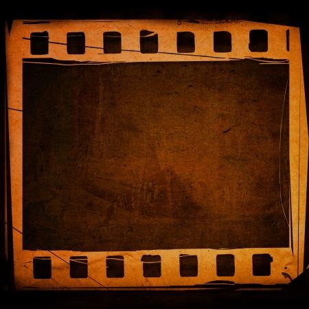Große Film-Streifen für Texturen und Hintergründe mit Platz Lizenzfreie Bilder
