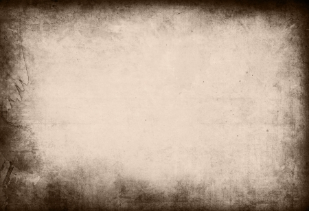 highly Detailed textured grunge background frame with space for your projects Stock Photo - 15208936