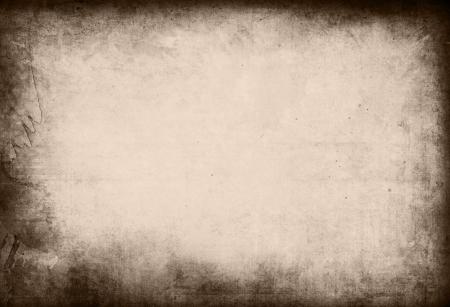 Sehr detaillierte texturierte grunge Hintergrund-Frame mit Platz für Ihre Projekte