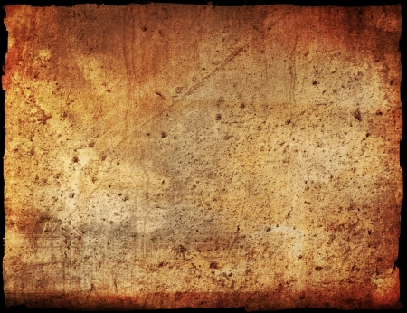 highly Detailed grunge background frame with space Stock Photo - 15209188